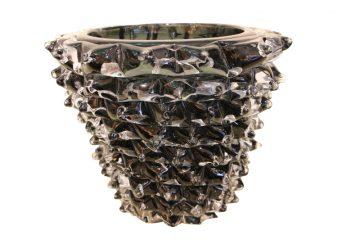 Vase en verre murano