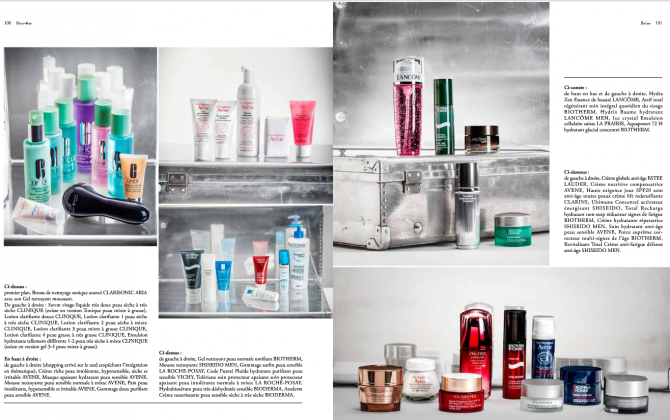 produits cosmétiques de luxe 1