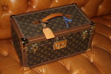 vanity-case Louis Vuitton rigide