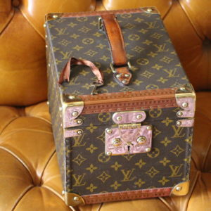 Petit vanity case Louis Vuitton ,1 fermoir