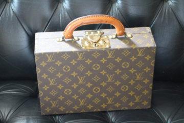 Boite à bijoux Louis Vuitton