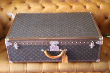 Valise Louis Vuitton Alzer 80 cm monogram