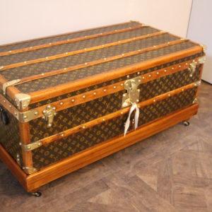 Malle Louis Vuitton ancienne