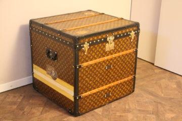 Malle Louis Vuitton cube
