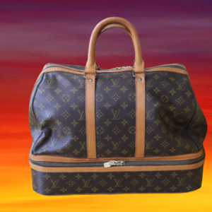 Grand sac Louis Vuitton vintage